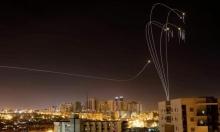 جيش الاحتلال: رصد إطلاق 3 قذائف صاروخية واعتراض اثنتين