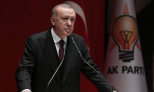 """إردوغان يصف الصمت العربي بـ""""الخيانة"""" إزاء """"صفقة القرن"""""""
