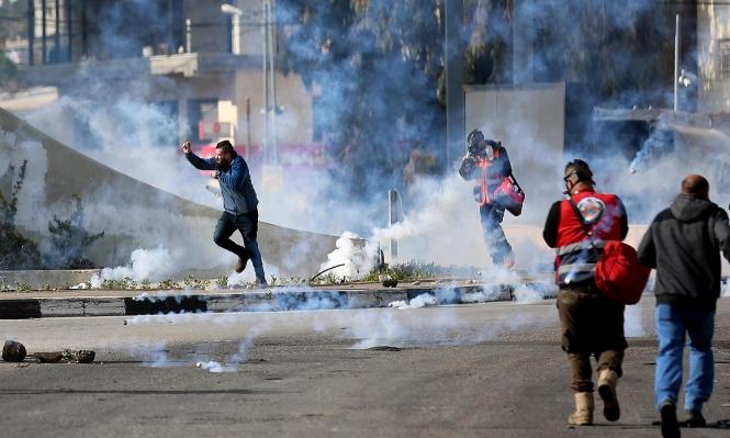 مواجهات مع الاحتلال في رام الله والخليل عقب صلاة الجمعة
