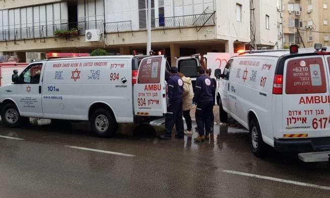 إصابة خطيرة لامرأة من باقة الغربية