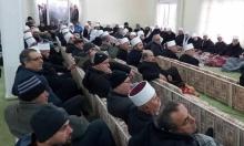 """الأحد: إضراب في الجولان المحتل تصديا لـ""""عنفات الرياح"""" الإسرائيلية"""