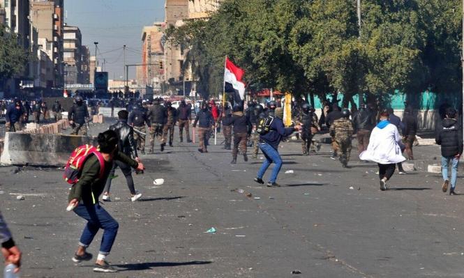 العراق: تواصل المظاهرات رغم تكليف محمد علاوي برئاسة الوزراء