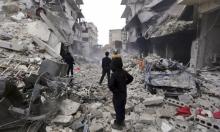 سورية: مقتل 9 مدينيين بغارات النظام وروسيا