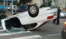 سخنين: إصابة خطيرة في حادث طرق