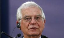 لاحتواء أزمة النووي: وزير خارجية الاتحاد الأوروبي يزور إيران
