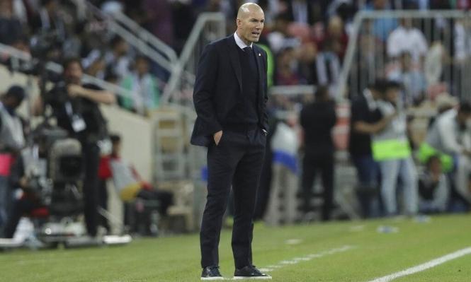 ماذا قال زيدان عقب الفوز في ديربي مدريد؟