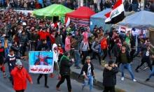 العراق: إصابات وانقسام بين المحتجين بعد دعم الصدر لعلاوي