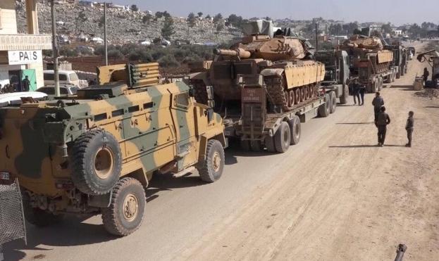 إدلب: مقتل 4 جنود أتراك في قصف للنظام السوري