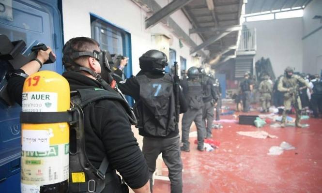"""الاحتلال يقمع الأشبال في """"عوفر"""" والحركة الأسيرة تصعد"""