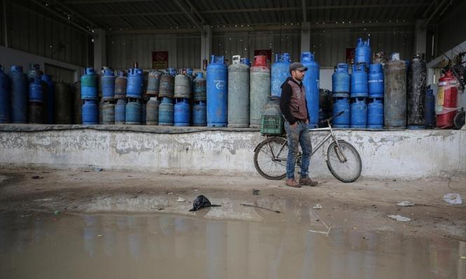 غزّة: نقص حاد في غاز الطهي بعد محاولة مصرية لرفع سعره
