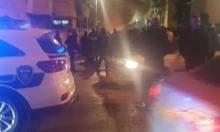 انفجار سيارة في حي مأهول بالسكان في قرية جلجولية
