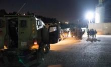 مواجهات واعتقالات بالضفة وتوغل محدود في غزة