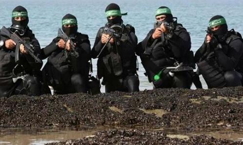 الاحتلال: إحباط تهريب أسلحة للكوماندوز البحري التابع لحماس
