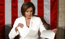 #نبض الشبكة: ترامب تجاهل مصافحتها وبيلوسي تمزق خطابه