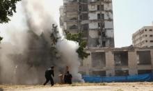 """نتنياهو يهدد بـ""""عملية عسكرية واسعة""""  قبل الانتخابات على غزة"""