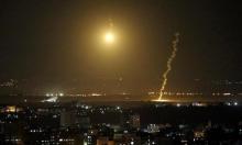 الاحتلال يستهدف مواقع للمقاومة في غزة