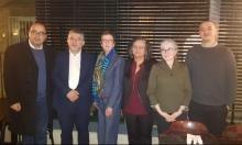 نواب المشتركة يلتقون ممثلي منظمة العفو الدولية
