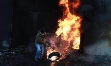 شهيد وعشرات الإصابات في مواجهات مع الاحتلال بالضفة