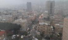 حالة الطقس: ماطر وبارد بتأثير منخفض جوي