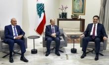 عون يطلب تعويضات ماليّة من الجهات المتورطة في حرب سورية