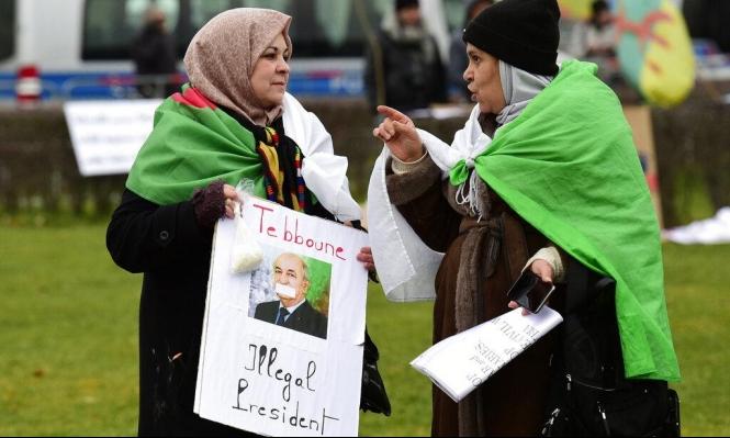 الجزائر تجمع بين المعارضة ومسؤولين بالسلطة في محاكمة واحدة