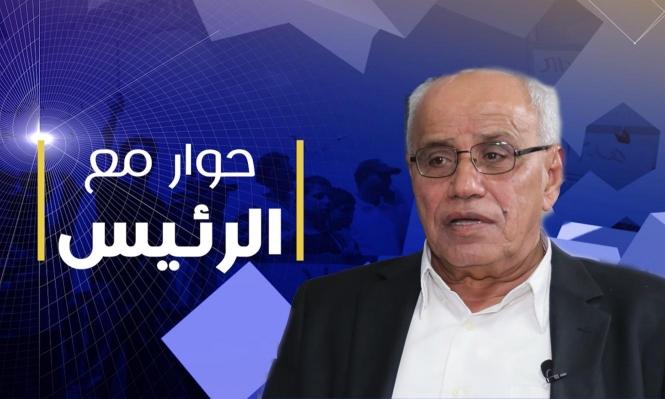 """""""حوار مع الرئيس"""" يستضيف رئيس مجلس جت.. خالد غرة"""