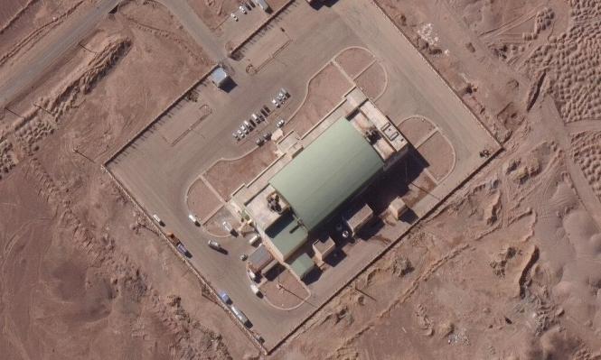 فشل إطلاق قمر صناعي إيرانيّ إلى الفضاء