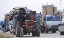 بظل نزوح المدنيين: اجتماع روسي تركي لبحث ملف إدلب