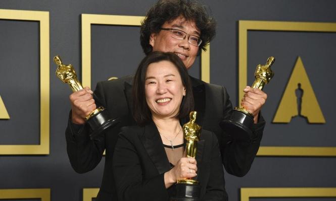 """""""باراسايت"""": أول فيلم غير ناطق بالإنجليزية يفوز بالأوسكار"""