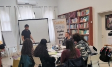 جمعية الثقافة العربية تختتم ورشة في الكتابة الإبداعية