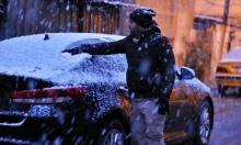 الثلوج تكسو بغداد للمرة الأولى منذ 12 عامًا