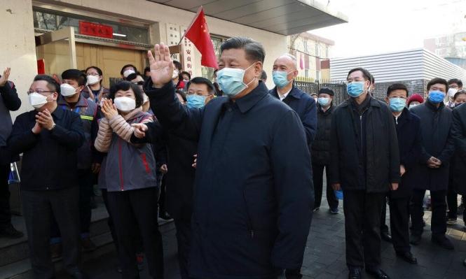 حصيلة وفيات كورونا في الصين تتخطى الألف