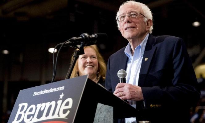 استطلاع: ساندرز يتفوق للمرّة الأولى على منافسيه الديمقراطيين