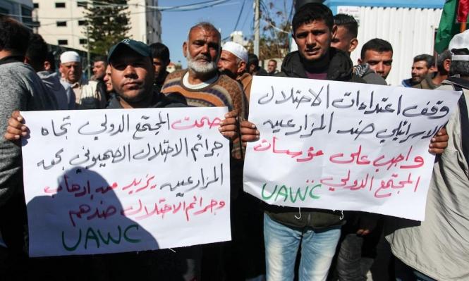 الرباعية الدولية تبحث قرار الاحتلال بمنع الصادرات الزراعية الفلسطينية