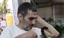 دفن جثمان شادي بنا في حيفا