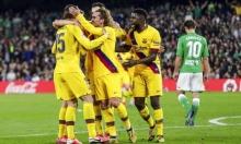 برشلونة يواجه أزمة قبل ملاقاة خيتافي!