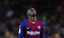 برشلونة يستقر على مرشح جديد لخلافة ديمبلي