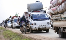 نزوح 143 ألف سوريٍّ خلال ثلاثة أيام إثر اعتداءات النظام