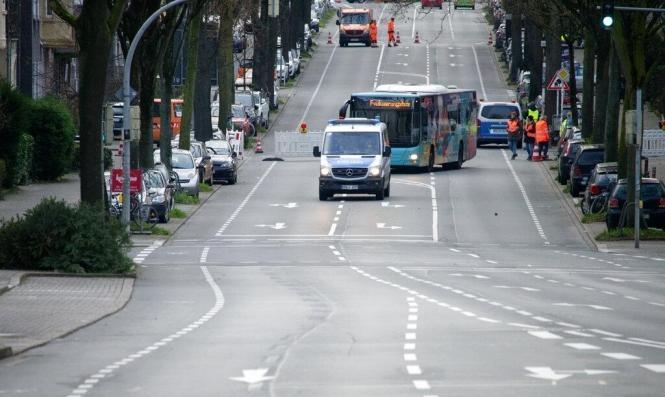 ألمانيا: توقيف 12 شخصايُشتبه بـتأسيسهم منظمة متطرفة