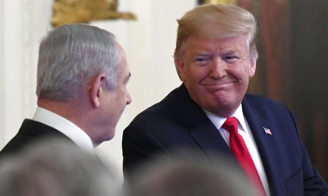 """نتنياهو للناخبين: """"صفقة القرن"""" تضع شروطا تعجيزية أمام الفلسطينيين"""