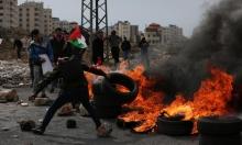إصابات بمواجهات مع الاحتلال بالضفة واعتقالات بالقدس والخليل