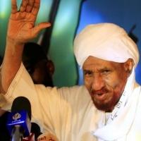 المهدي: التطبيع مع إسرائيل لن يحقق مصالح السودان