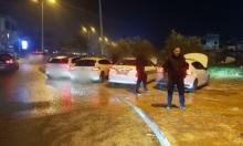 عرابة: مداهمة معارض للسيارات وتحرير مخالفات للسائقين