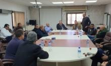نحف: جلسة لمواجهة أوامر الهدم تسبق مداولات لجنة التنظيم