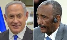 بعد لقاء نتنياهو – البرهان: طائرة إسرائيلية تعبر بالأجواء السودانية