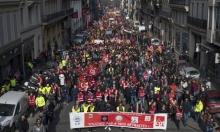 فرنسا: 5 إصابات في صفوف المتظاهرين