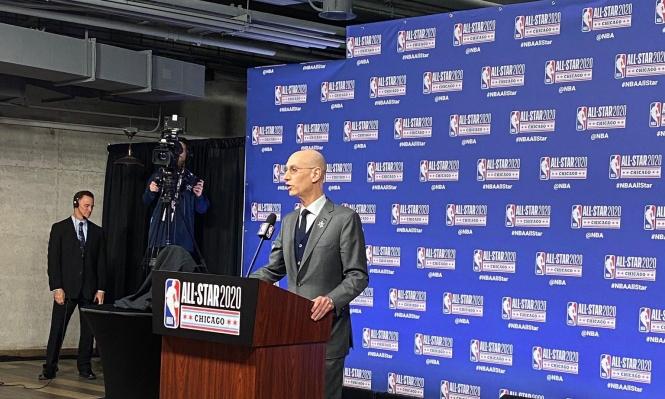 مئات الملايين من الخسائر في دوري السلة الأميركي والسبب تغريدة