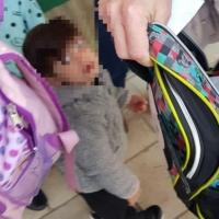 الشرطة تقتحم روضة أطفال في الطيبة وتفتش حقائبهم
