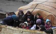 سورية: صوت الحرب كملهاة لطفلة