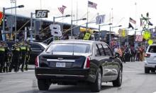 """ترامب """"يُشارك"""" في سباق سيارات شهير"""